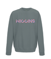 bradley wiggins kids cycling sweatshirt charcoal