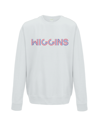 bradley wiggins kids cycling sweatshirt grey