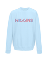 bradley wiggins kids cycling sweatshirt light blue