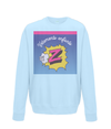 z vetements kids cycling jumper light blue