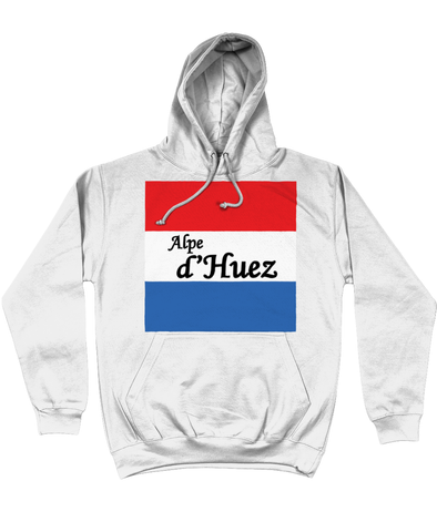 alpe d'huez cycling hoodie