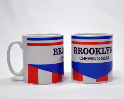 brooklyn chewing gum mug