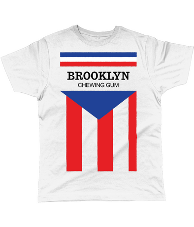 brooklyn chewing gum t-shirt