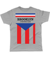 brooklyn chewing gum t-shirt grey