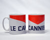 le cannibale cycling mug