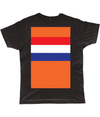 dutch cycling t-shirt black