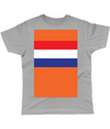 dutch cycling t-shirt grey
