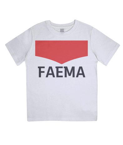 faema kids cycling t-shirt