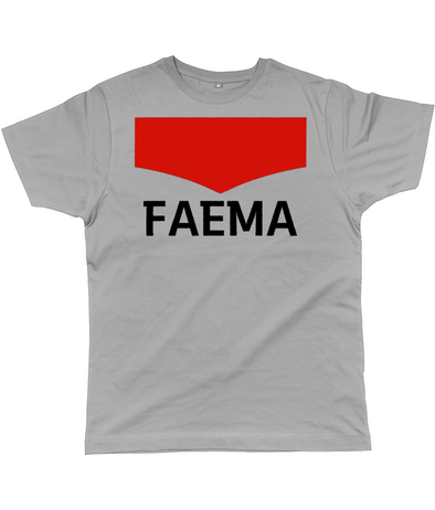 faema cycling t-shirt grey