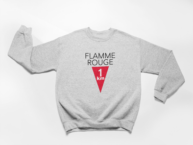 flamme rouge sweatshirt