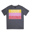 kids grand tours cycling t-shirt