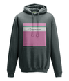 il campionissimo hoodie - charcoal