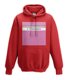 il campionissimo hoodie - red