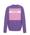 il campionissimo kids jumper purple