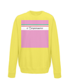 il campionissimo kids jumper yellow