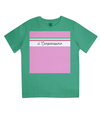 il campionissimo kids t-shirt - green