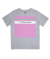 il campionissimo kids t-shirt - grey