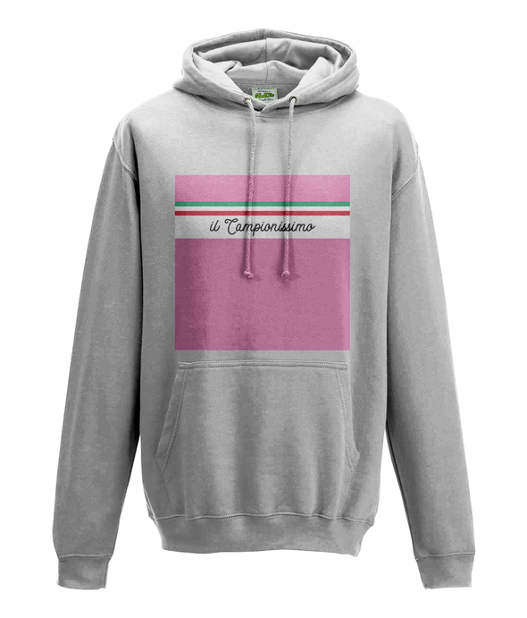 il campionissimo hoodie white