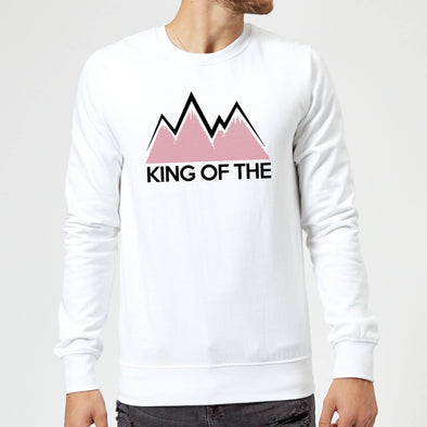 King Of The Mountains Cycling Sweatshirt