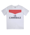 le cannibale eddy merckx t-shirt - white