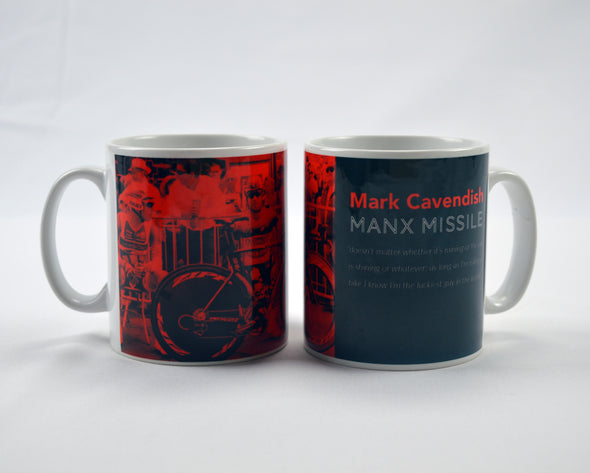 mark cavendish mug