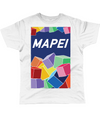 mapei t-shirt white