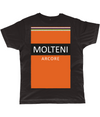 Molteni cycling t-shirt black