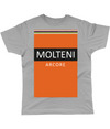 Molteni cycling t-shirt grey