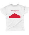mont ventoux cycling t-shirt red