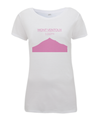 mont ventoux womens cycling t-shirt pink