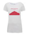 mont ventoux womens cycling t-shirt red