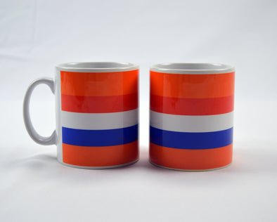 dutch cycling mug
