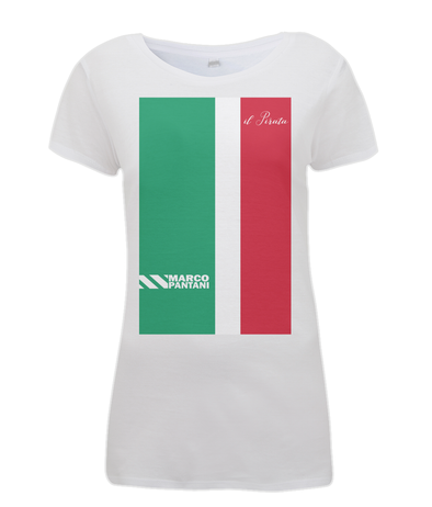 pantani il pirata womens cycling t-shirt