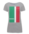 pantani il pirata womens cycling t-shirt grey
