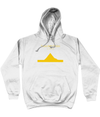 stelvio hoody yellow white