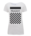 Peugeot womens cycling t-shirt