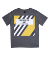 renault kids cycling t-shirt black