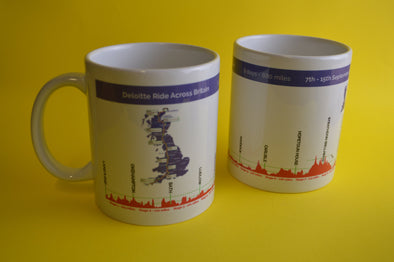 ride across britain route profile mugs