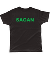 sagan green jersey t-shirt black