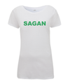sagan green jersey womens t-shirt