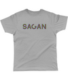 sagan t-shirt grey