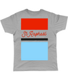 St Raphael cycling t-shirt grey