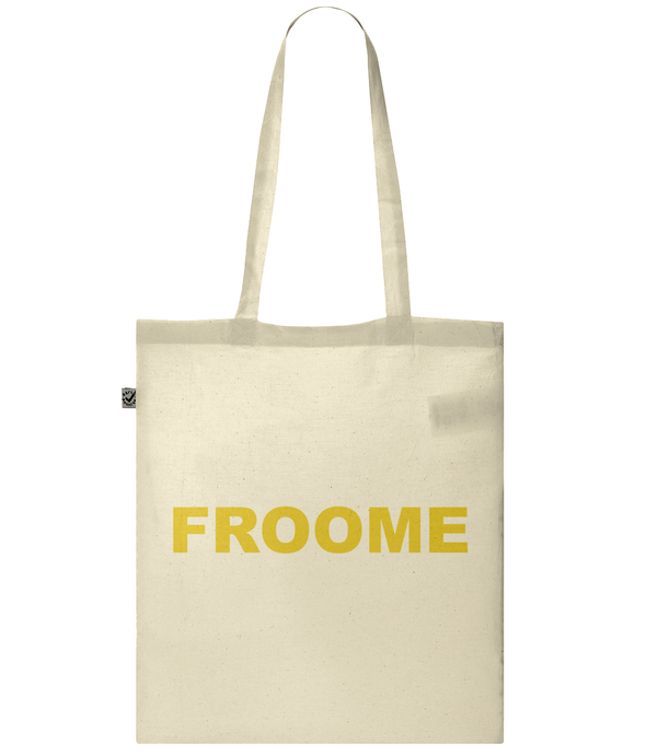froome tote bag