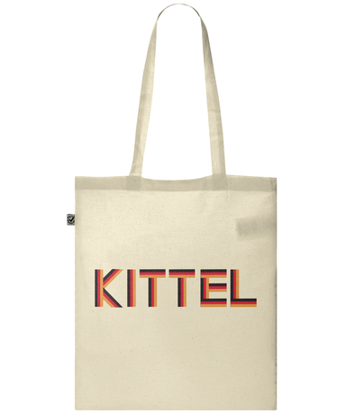 kittel tote bag