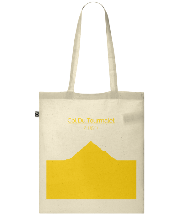tourmalet tote bag