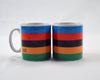 cycling world champion stripes mug