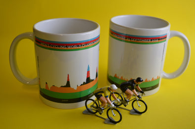 yorkshire worlds route profile mug