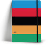 World Champion Stripes Notebook