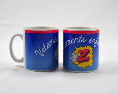 z vetements mug