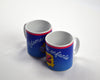 retro cycling mugs